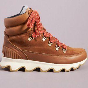 Sorel Kinetic Conquest Boots Tan Size 8.5